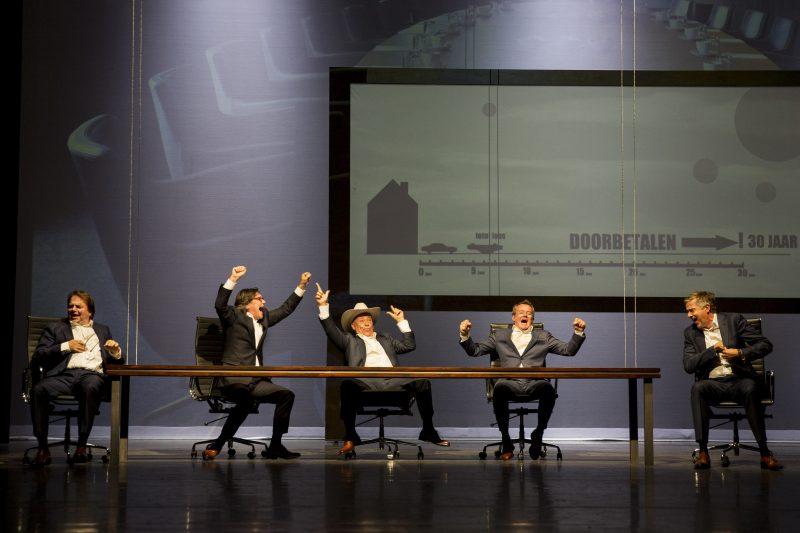 Scene de Verleiders III. Foto: Raymond van Olphen