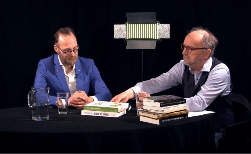 Filosoferen over de waan van religie; Paul Cliteur en Floris van den Berg