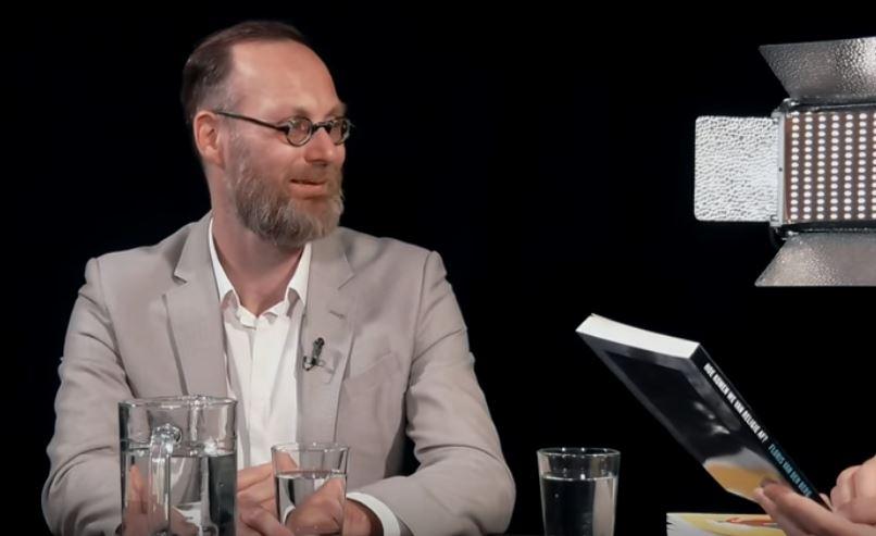 De vrolijke feminist; Geerten Waling en Floris van den Berg