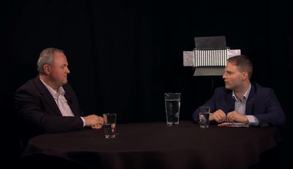 Het gevaar van woede, apathie en escapisme; Sid Lukkassen en Michiel de Weger