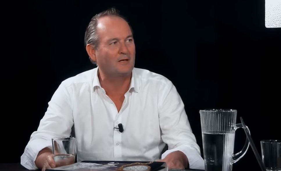 Patronen van bedrog; Stan van Houcke en Willem Middelkoop