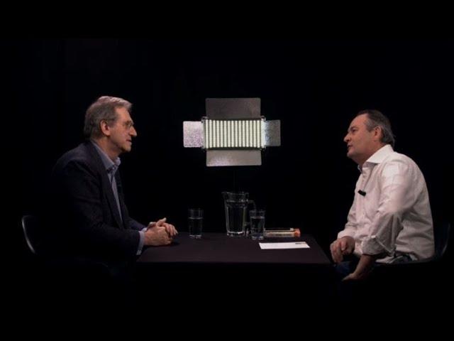'Het huidige financiële systeem is eindig'; Willem Middelkoop en Lex Hoogduin