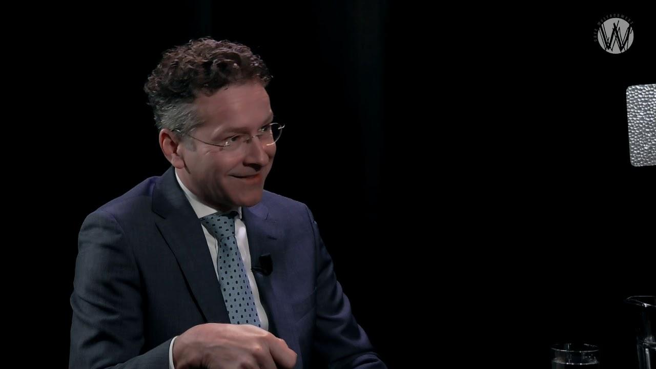 The sustainability of the euro; Paul Buitink en Jeroen Dijsselbloem