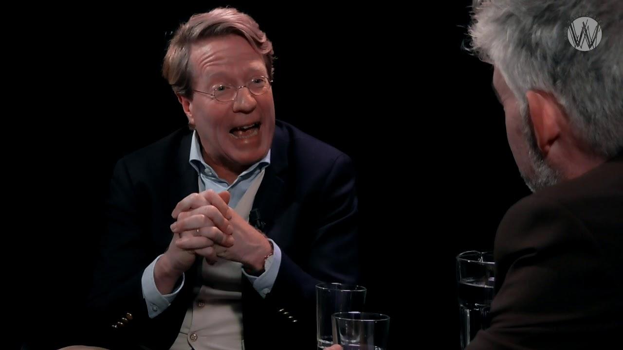 Is er meer wantrouwen in de mannen- dan in de vrouwencultuur?; Rob Oudkerk en Ad van Nieuwpoort