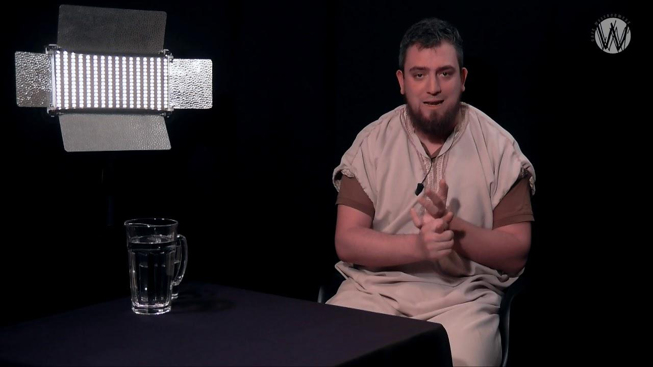 Welkom in de islam, Joram; Vlog Dennis Honing