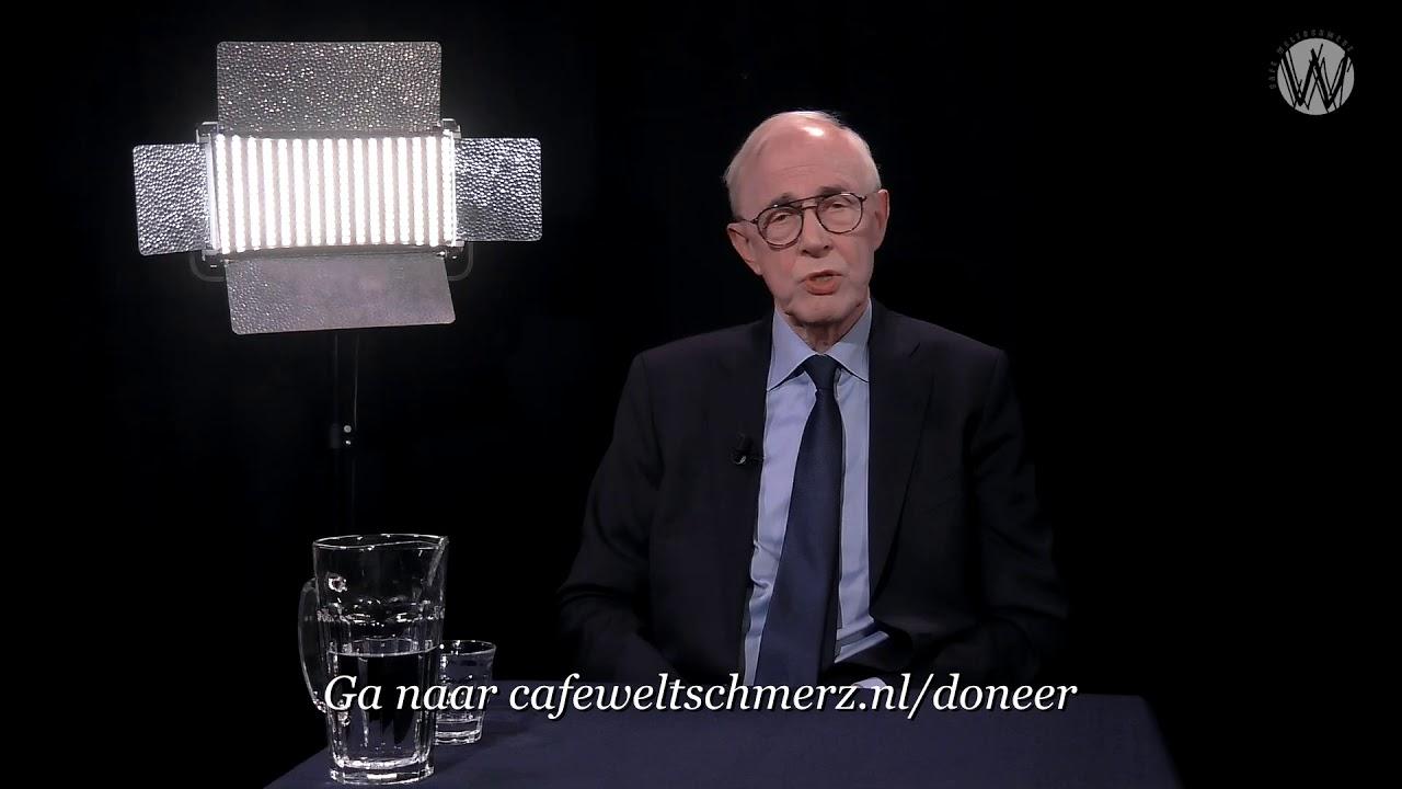 Pieter Lakeman; CAFE WELTSCHMERZ IS MEER PLURIFORM EN EFFICIËNTER DAN NPO