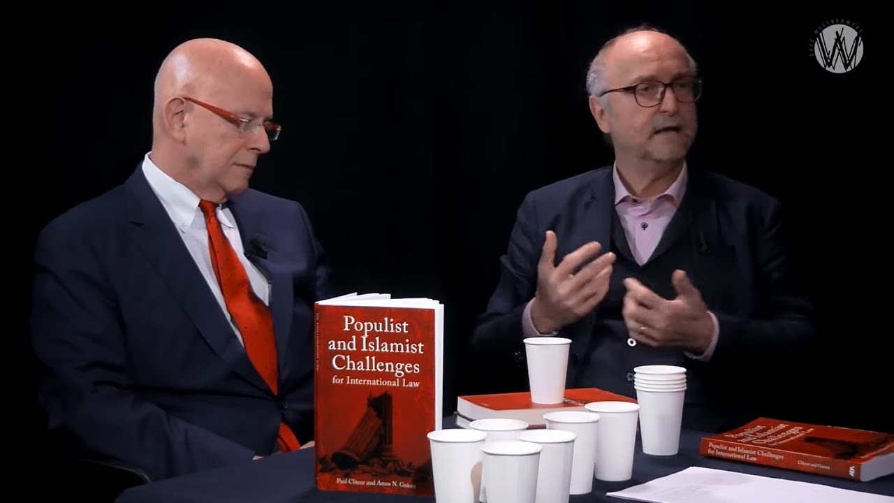 Time to look extremism in the eye´, Paul Cliteur, Amos N. Guiora & Coen de Jong