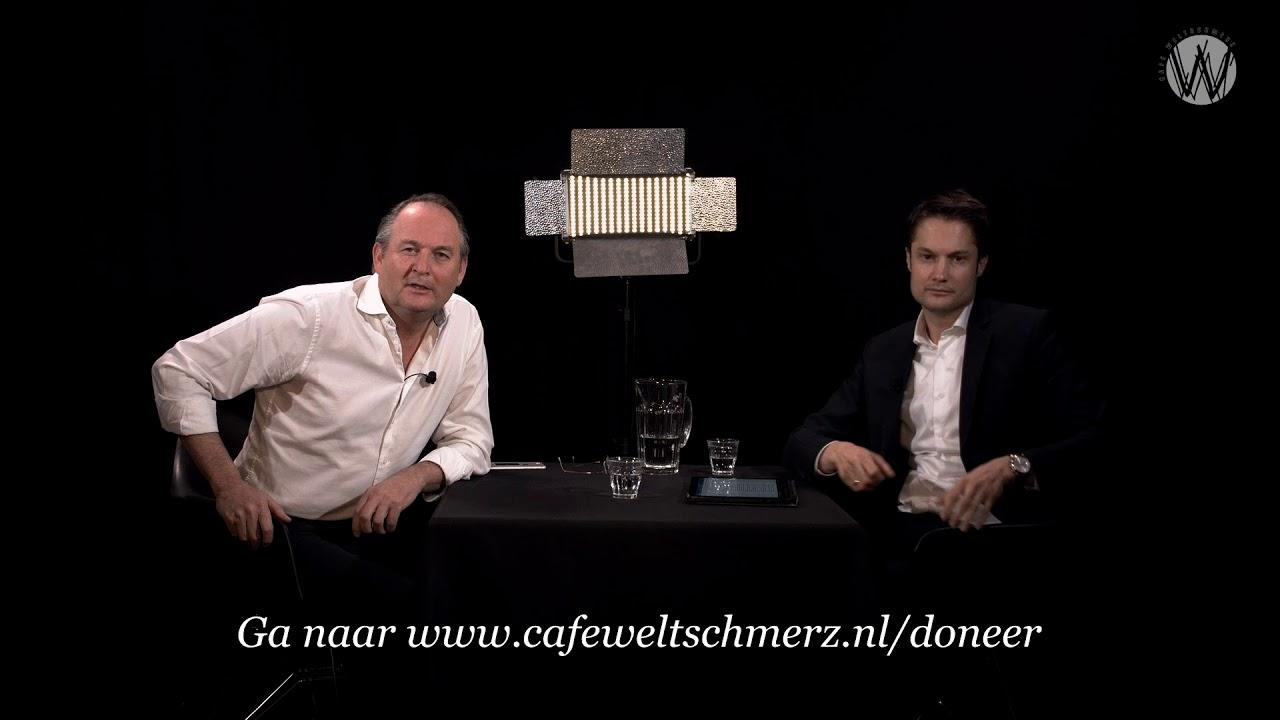 Een ander geluid is erg noodzakelijk zegt Willem Middelkoop