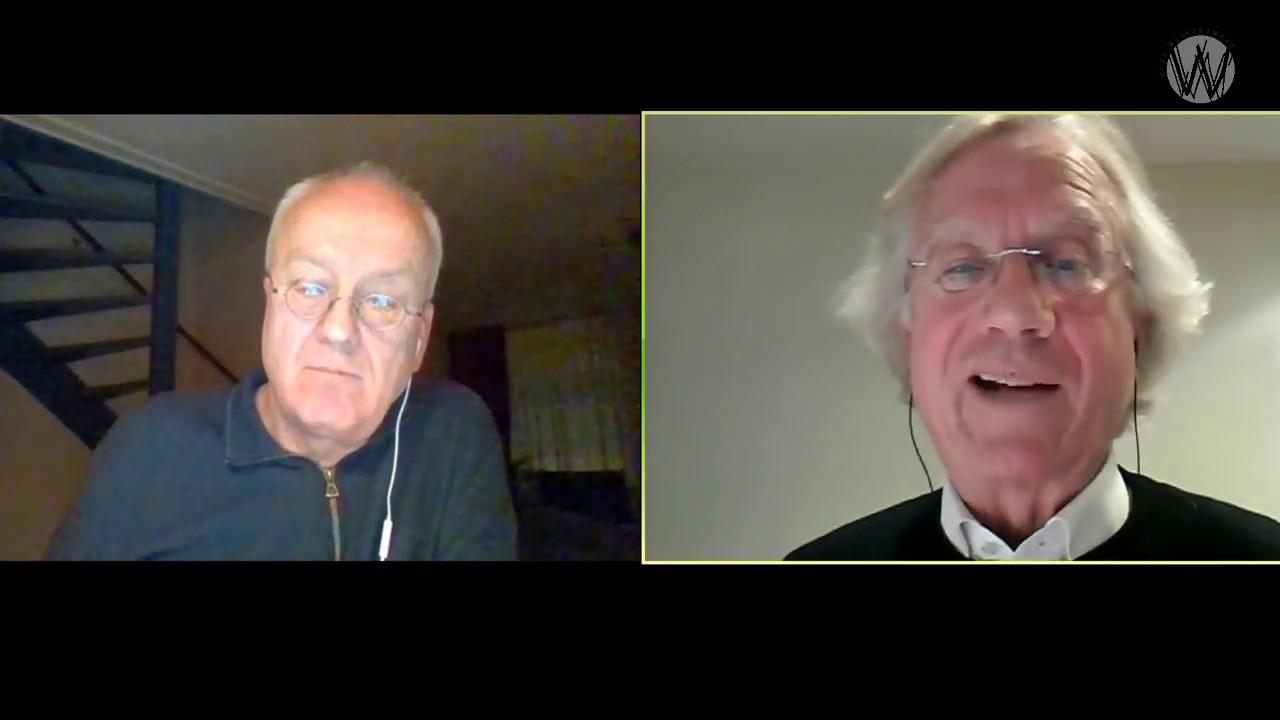 live reactie op toespraak Mark Rutte over het Corona virus - Pim van Galen en Syp Wynia