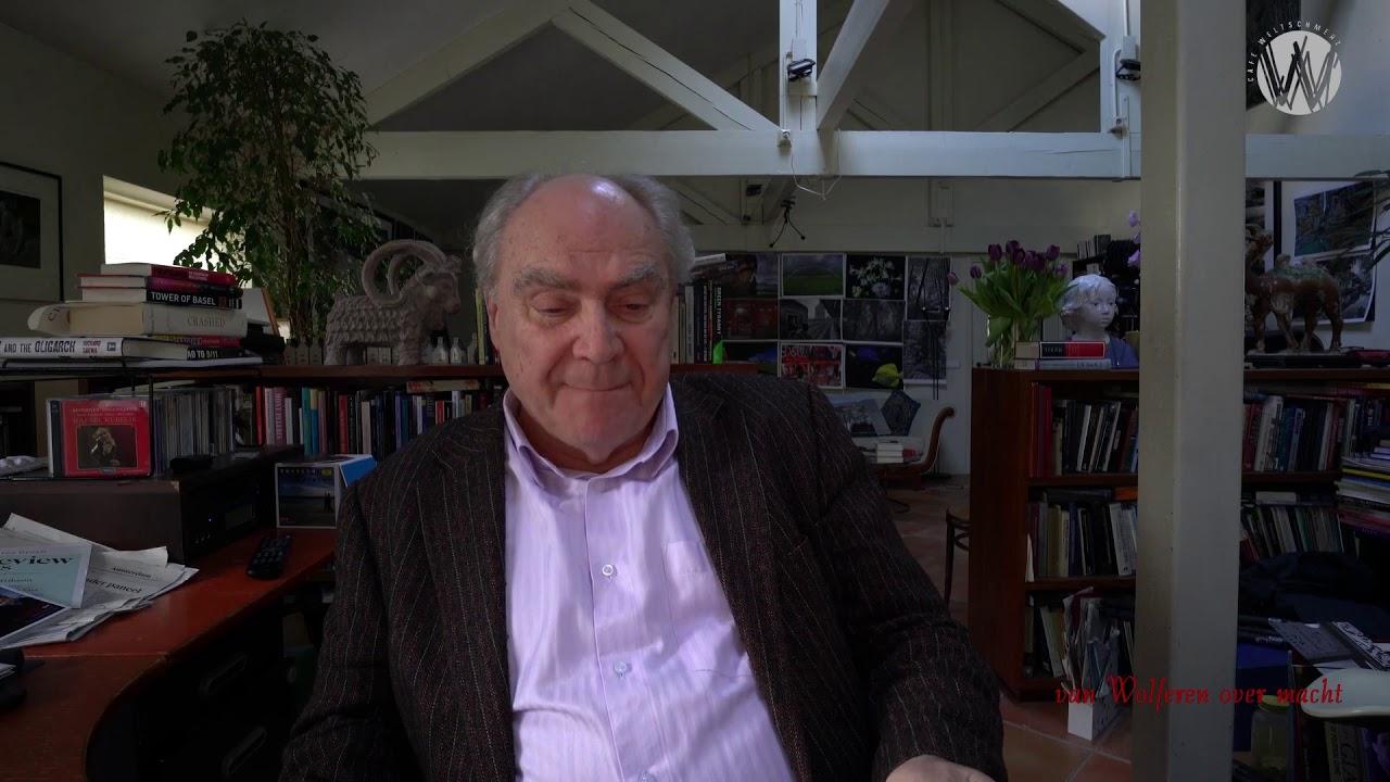 # 3 | Karel van Wolferen | Complotdenken als Gedachtenmisdaad