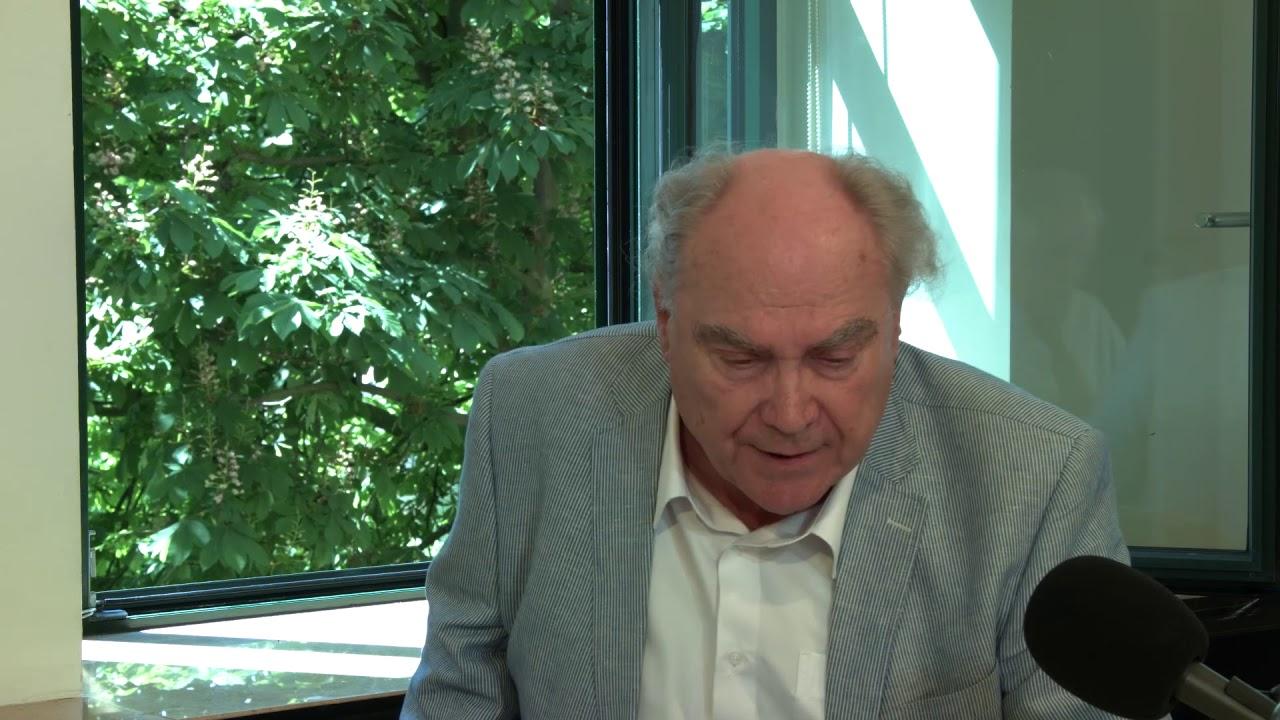 Kees van der Pijl en Karel van Wolferen