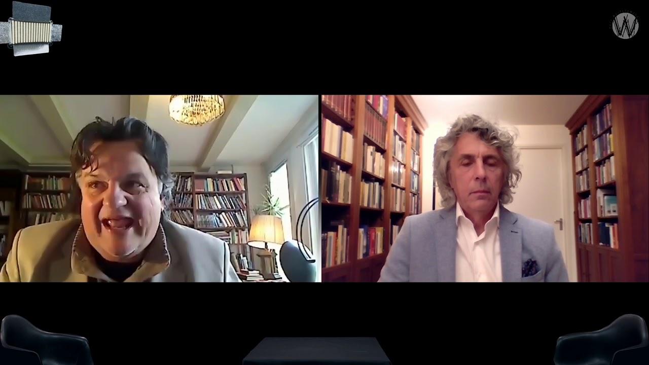 #7 Over de schending v/d Grondrechten en de dreigende Noodwet I Ab Gietelink interviewt Wim Voermans