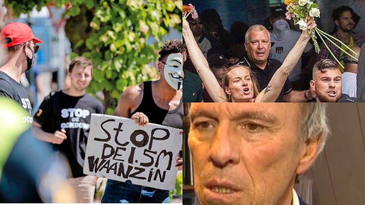 #16 Het volk staat op tegen de Staat die haar grondrechten schendt I Ab Gietelink en Jan Brouwer