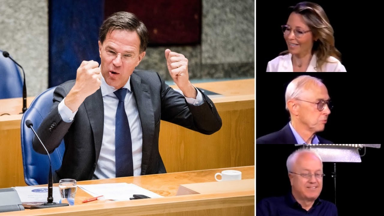 Absoluut géén geld naar Italië: Pieter Lakeman, Mirjam Hekker en Pim van Galen