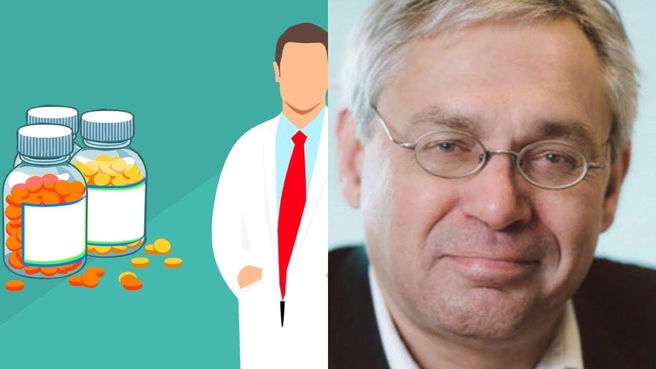 De duistere praktijken van de farmaceutische industrie. Dick Bijl en Ramon Bril