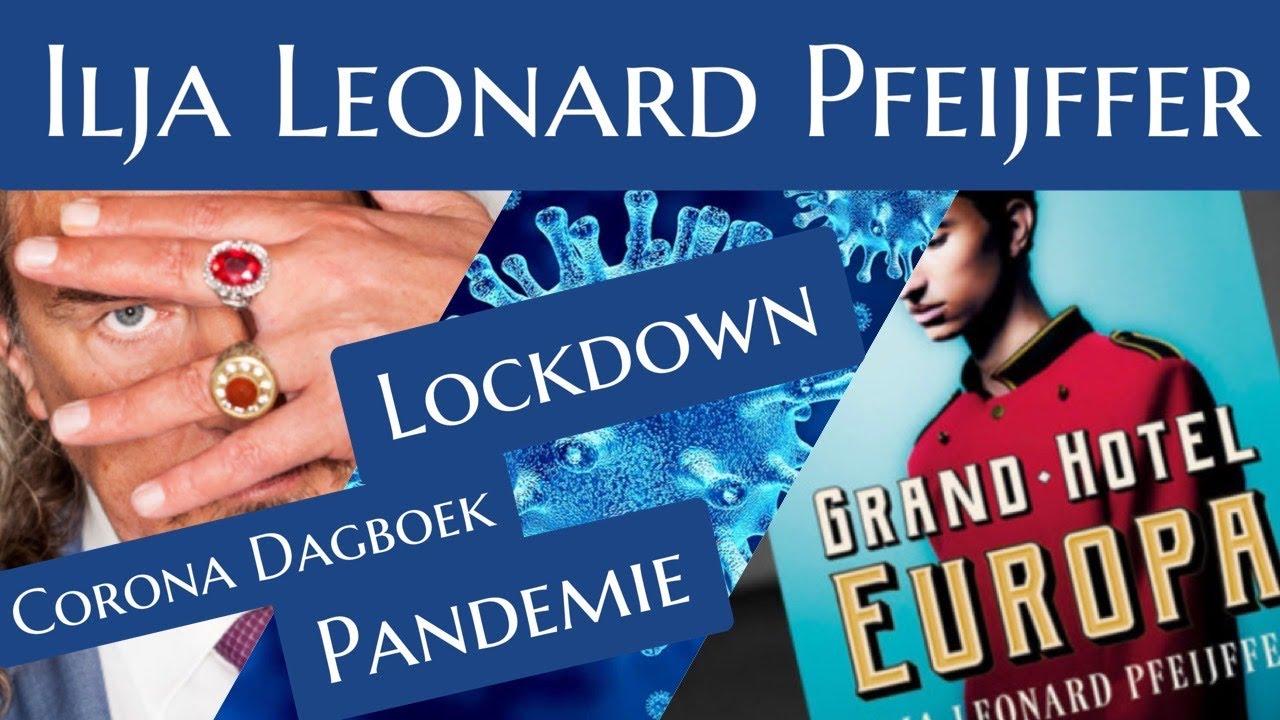Ilja Leonard Pfeijffer over de Italiaanse Lockdown, massatoerisme en de oorzaak van de Pandemie