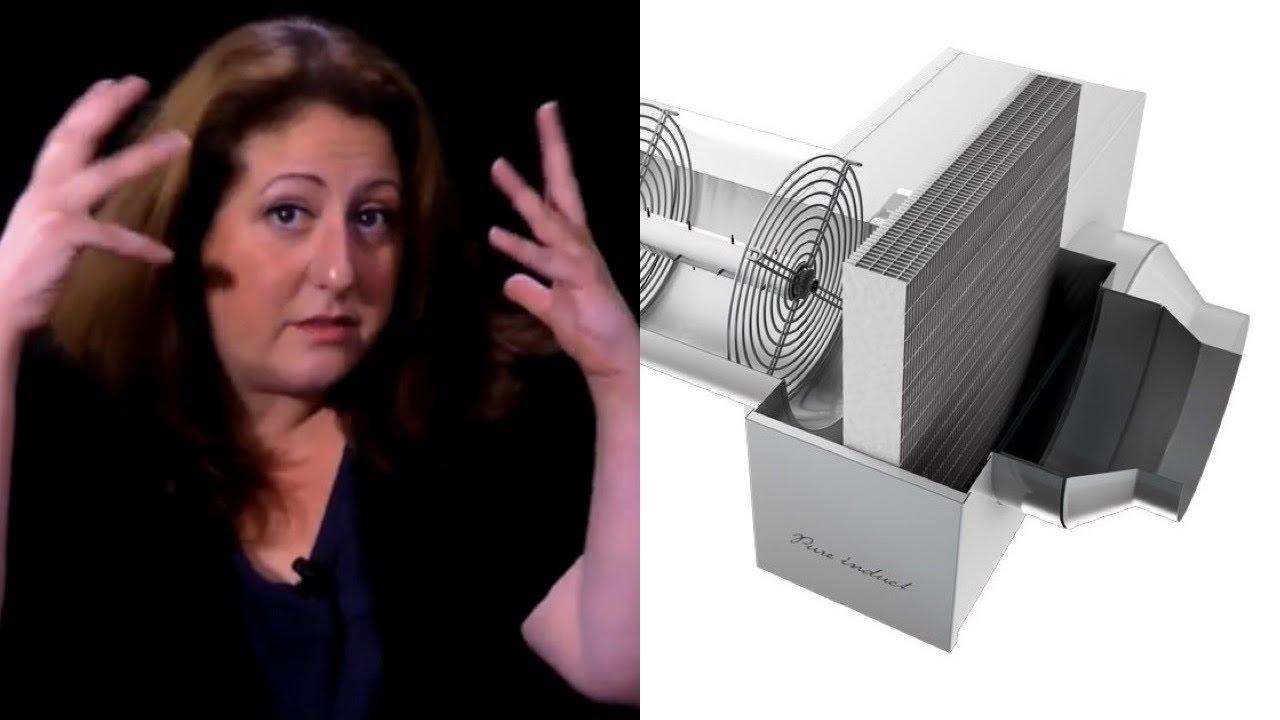 #19 | Een deltaplan voor ventilatie en ionisatie van binnenruimten IAb Gietelink en Eliane Khoury