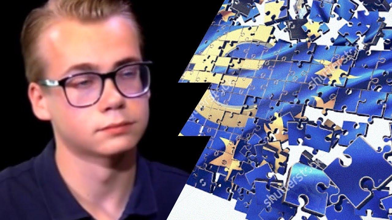De Unie in verval - Leon Baten (17) en Paul Buitink