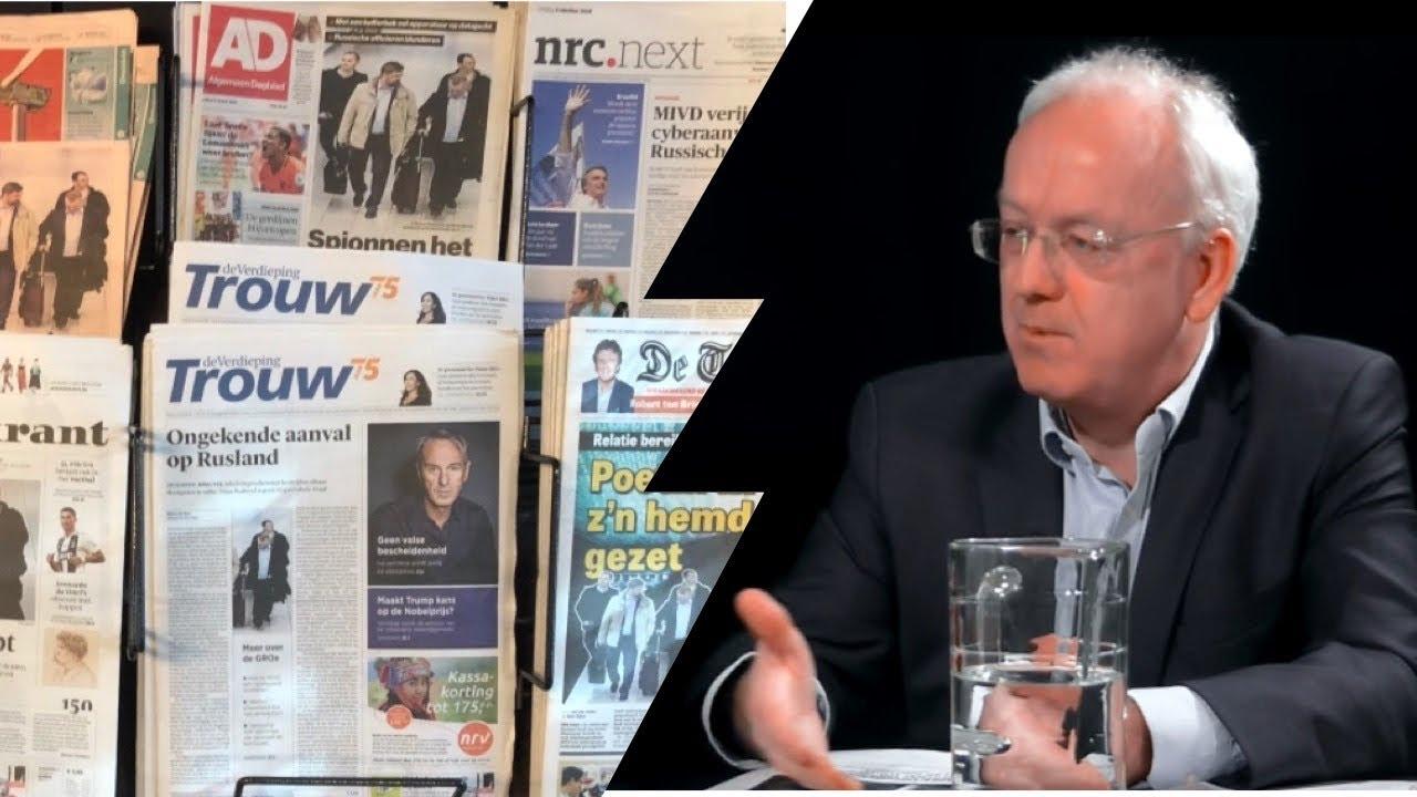 Wat doet een 'mainstream' journalist bij Cafe Weltschmerz?: Ramon Bril en Pim van Galen