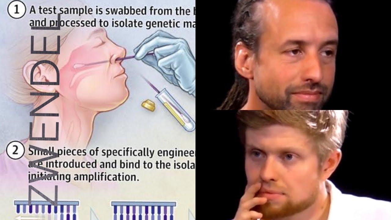 Grootschalig testen om te zwendelen: Willem Engel en Ramon Bril