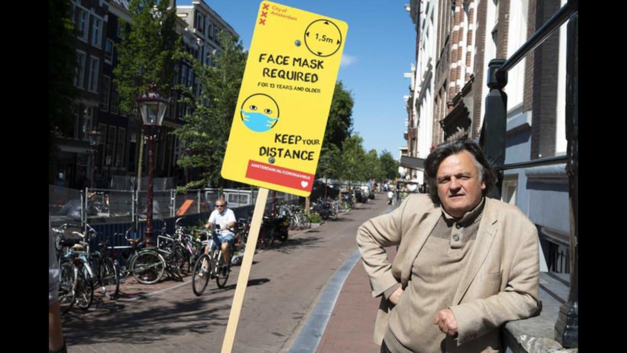 #23 Ab Gietelink I Burgemeester Halsema: Stop de Mondkapjesplicht!
