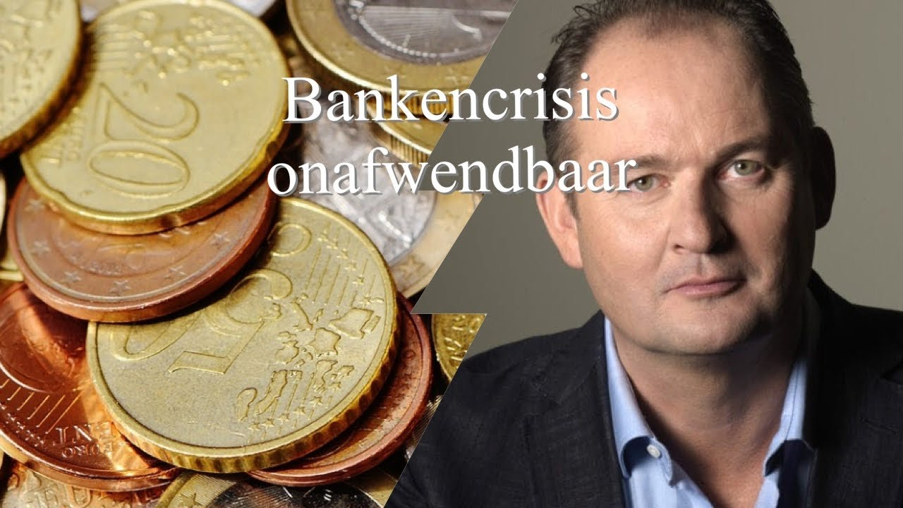 Een nieuwe bankencrisis is onafwendbaar: Willem Middelkoop en Paul Buitink