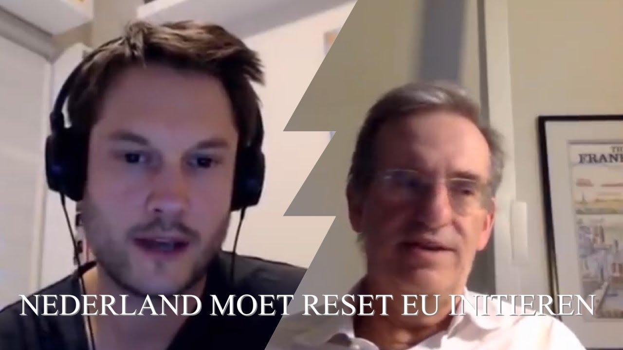Nederland moet met Duitsland reset Euro en EU voorbereiden: Lex Hoogduin en Paul Buitink