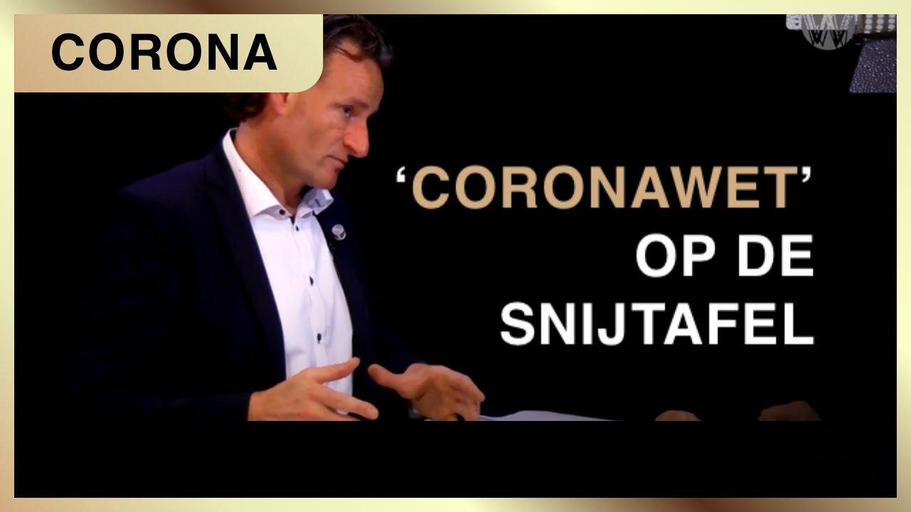 De 'Coronawet' puntsgewijs ontleed: Ab Gietelink en Jeroen Pols