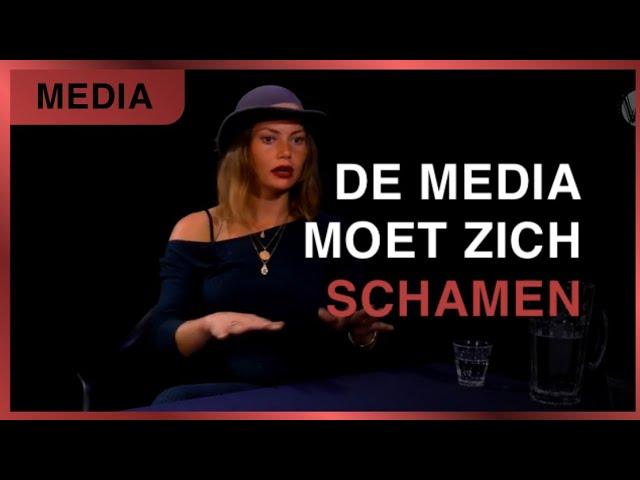 """""""De Mainstream Media moet zich schamen"""" Nadia Duinker en Jorn Lukaszczyk"""