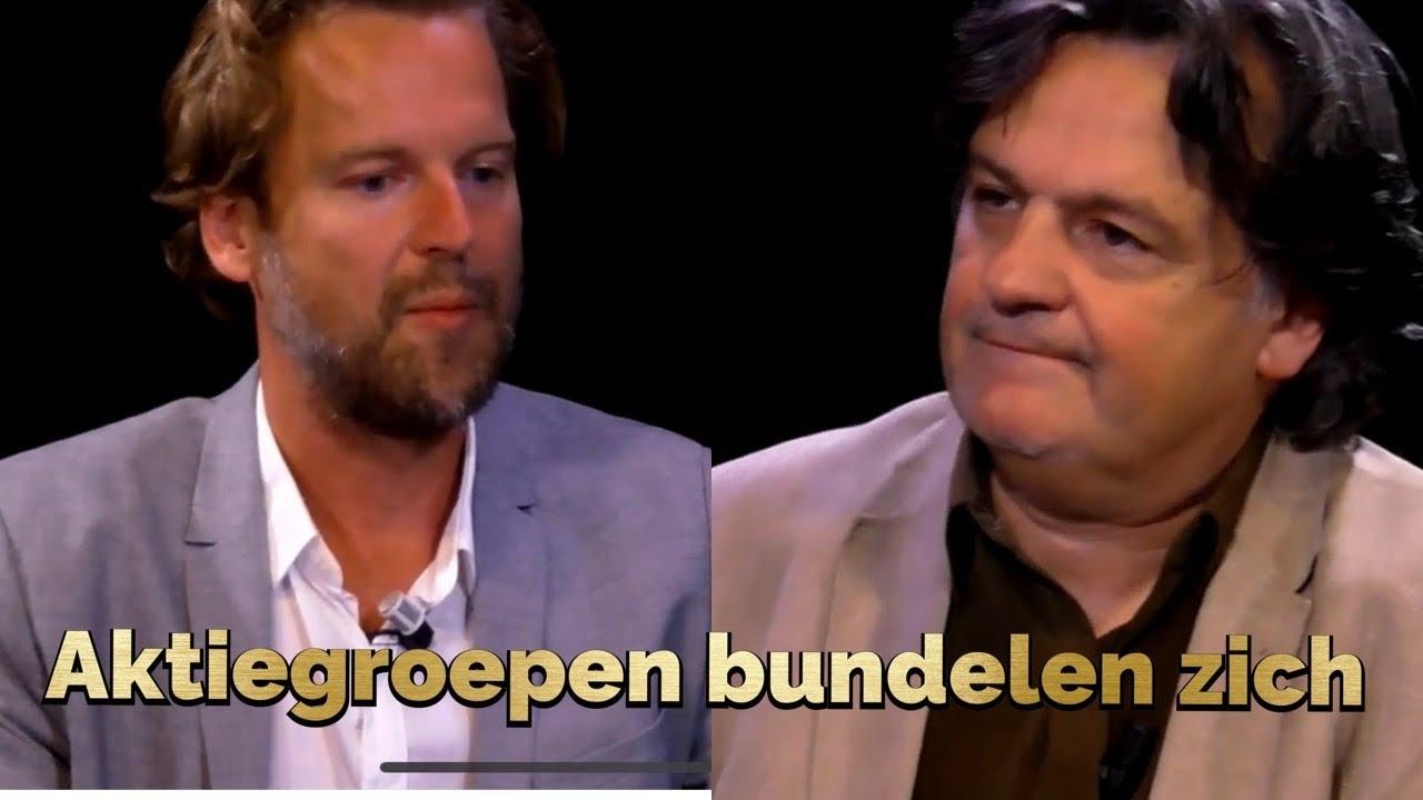 Honderden protestgroepen tegen Corona actief: Ab Gietelink en Ferdinand van der Neut