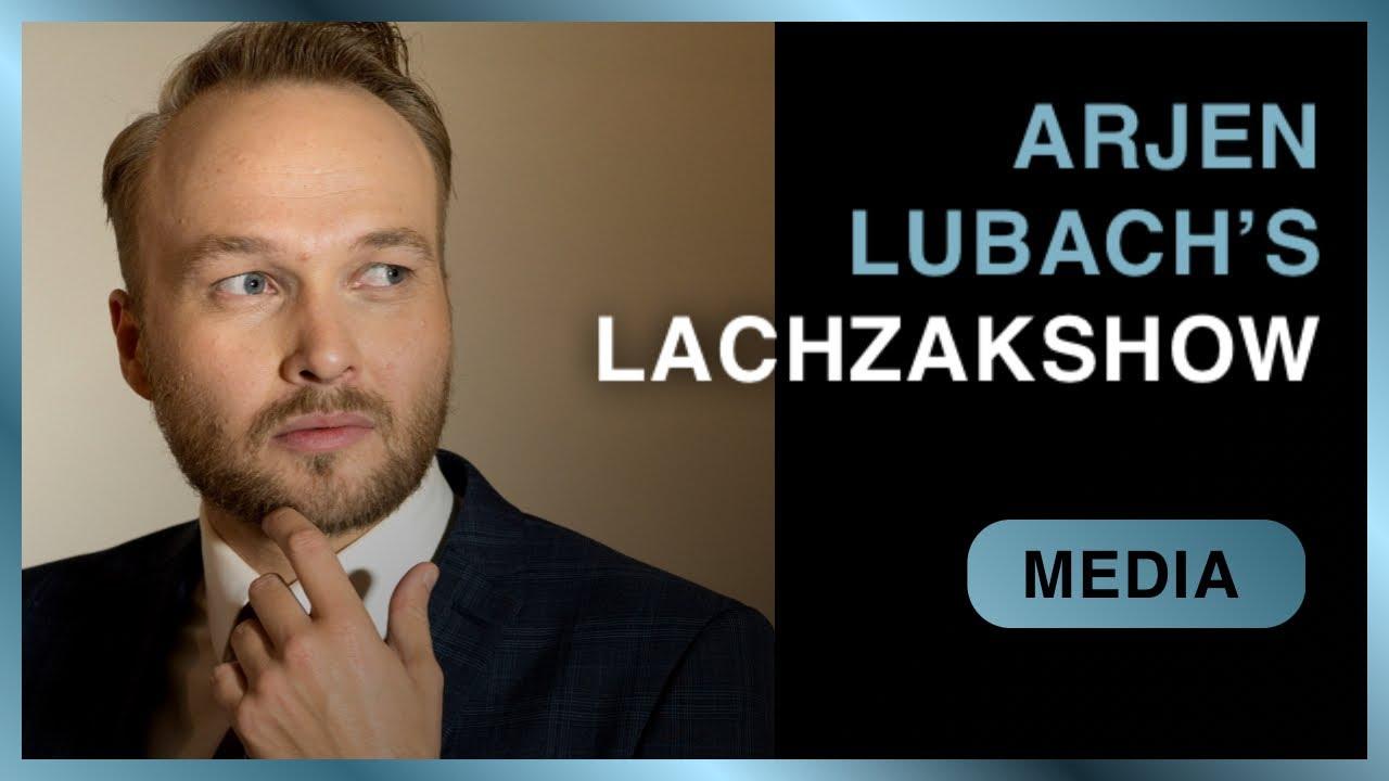 #7 De lachzakshow van Arjen Lubach | column Ad Nuis