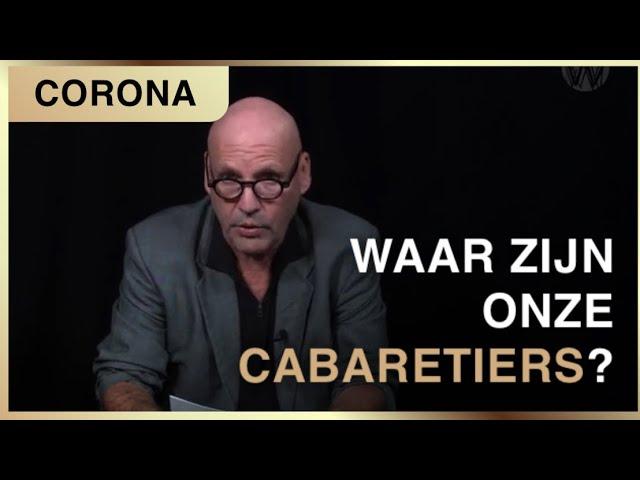 """#5 """"Hugo de Jonge onze laatste cabaretier."""" Column Ad Nuis"""