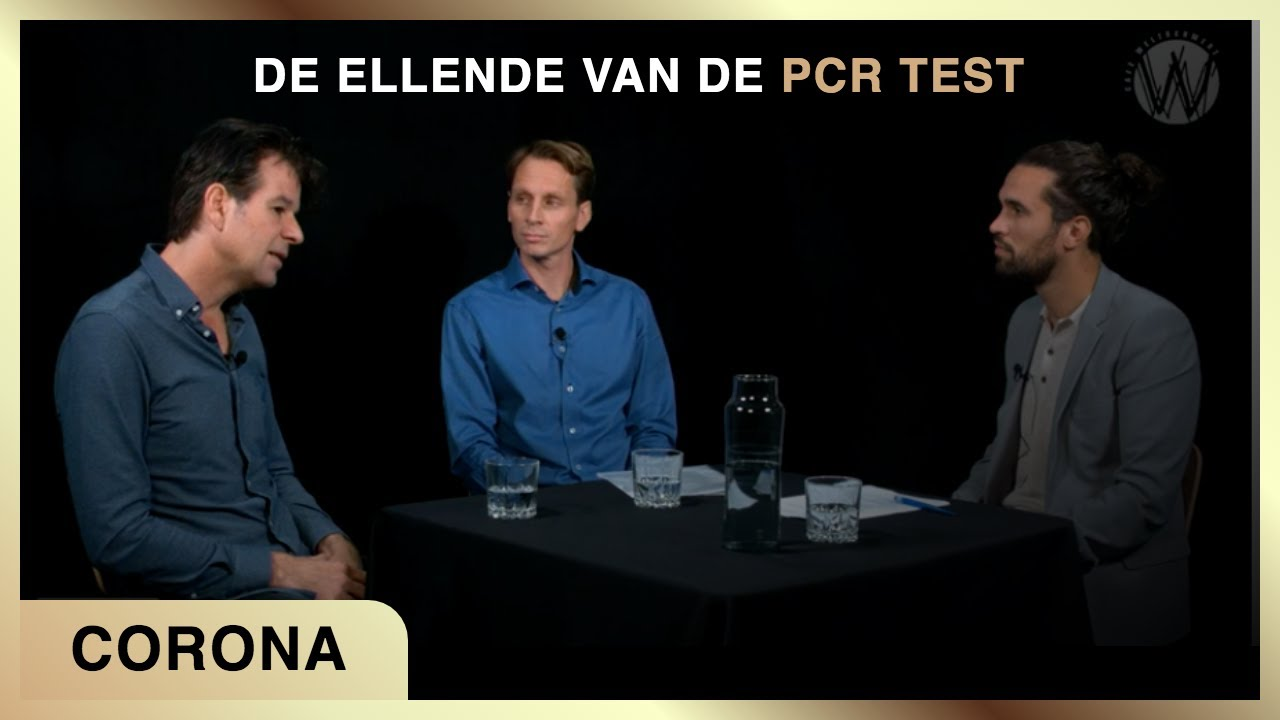 Falend testbeleid, bron van ellende - Mario Ortiz en Lars Admiraal met Jorn Lukaszczyk