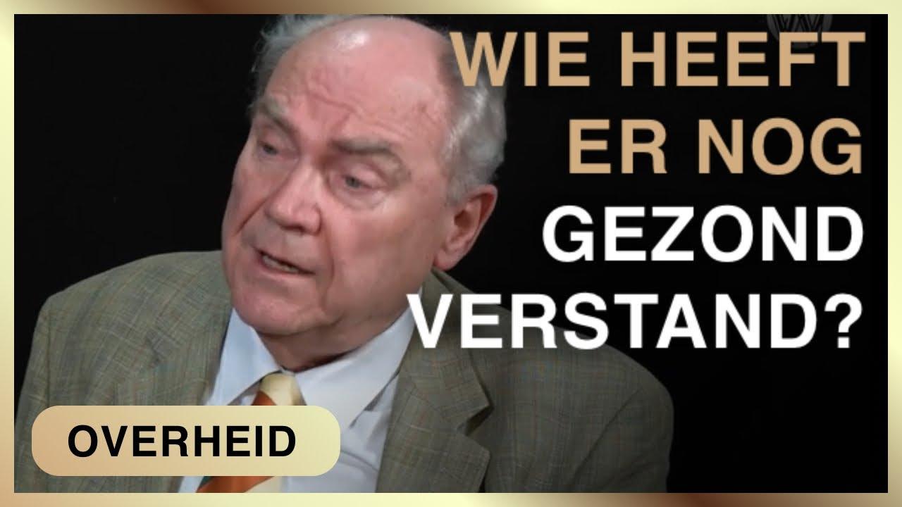 'Wie heeft het nog, gezond verstand?' Max von Kreyfelt en Karel van Wolferen