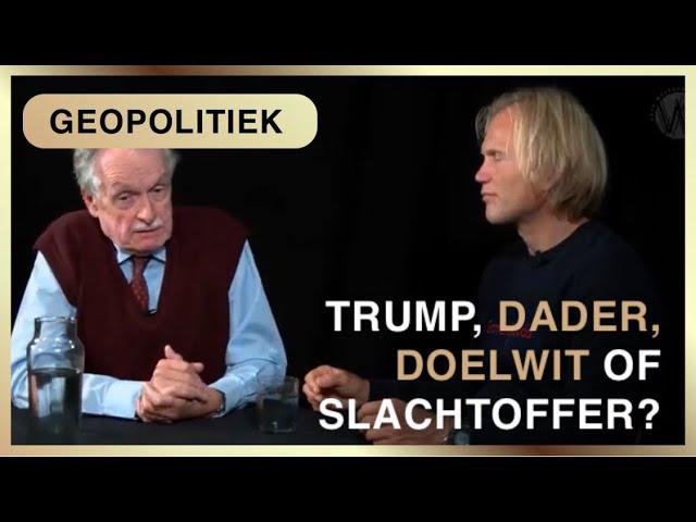 Positie Trump binnen de wereldcrisis, prof. Kees van der Pijl en Ir. Hajo Smit