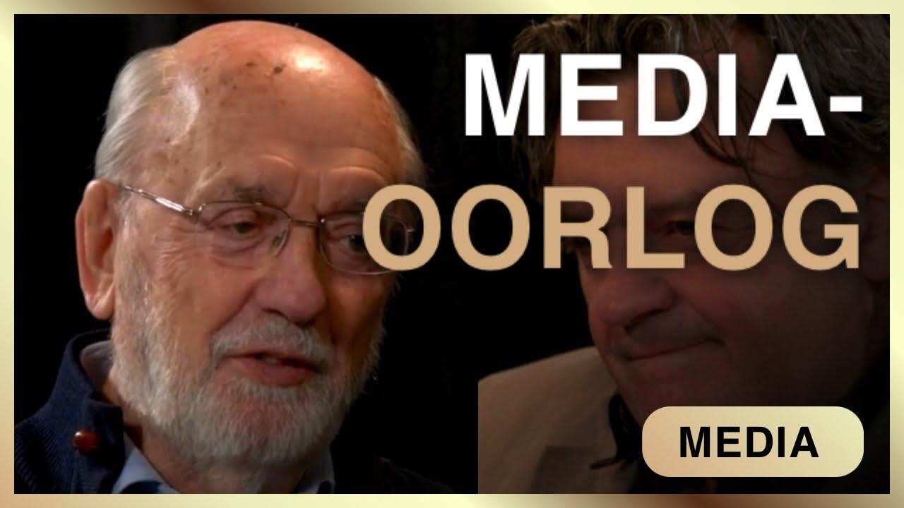 #40 Media-oorlog in Coronatijd | Ab Gietelink met professor Cees Hamelink