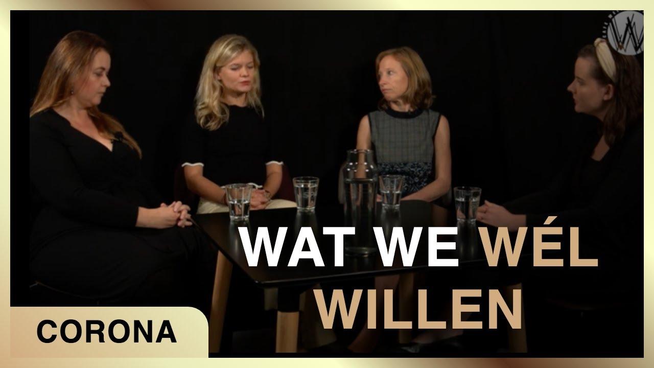 Licht in het donker. Fiona Zwart in gesprek met 'De Vrouwen voor Vrijheid', Sascha, Romy en Romy.