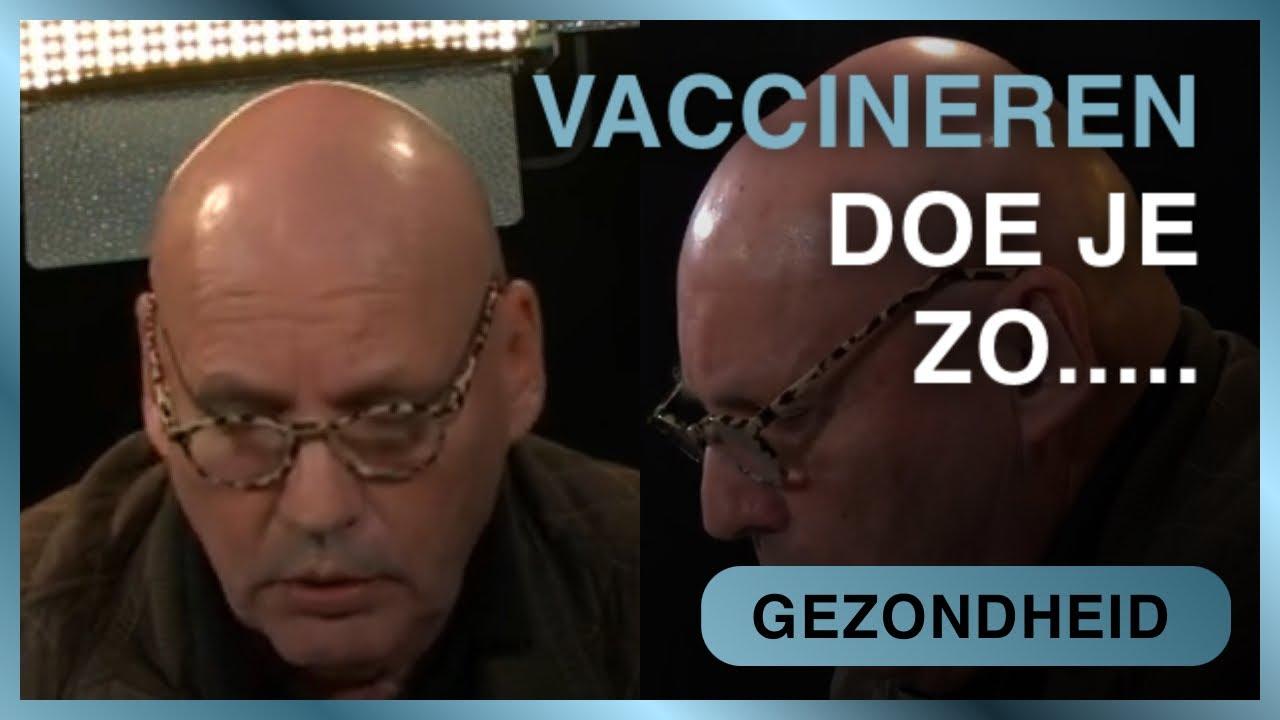 Vaccineren doe je zo | column Ad Nuis