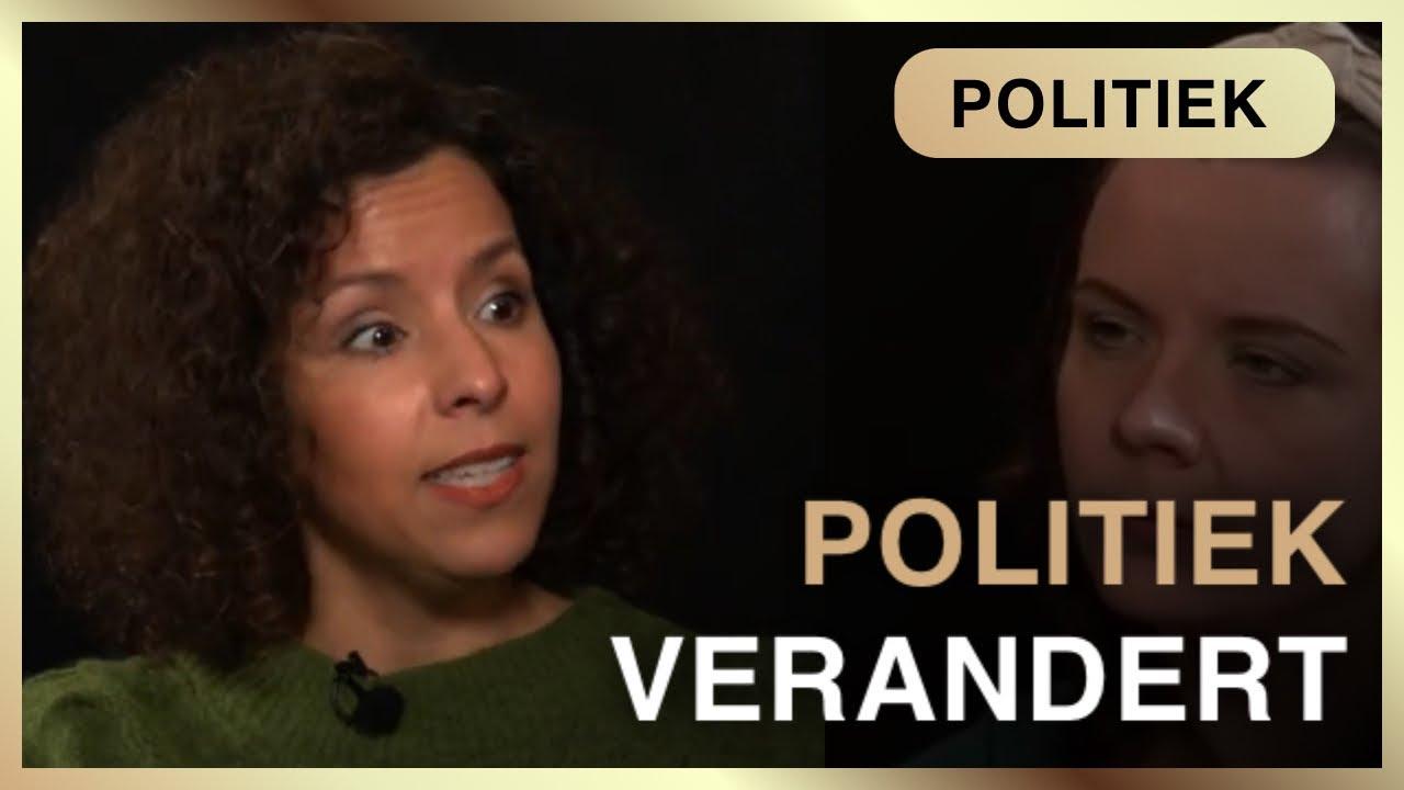 'Politiek debat wordt dialoog' | Wassila Hachchi en Fiona Zwart