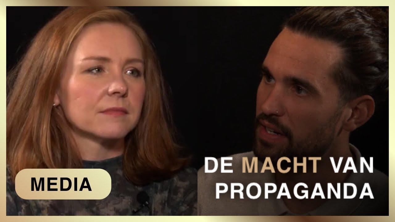 De macht (en kracht) van propaganda | Sietske Bergsma en Jorn Lukaszczyk