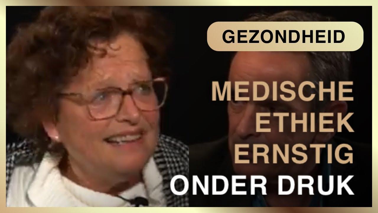 Beroepsethiek medici onder zware druk | Pieter Stuurman en Berber Pieksma.