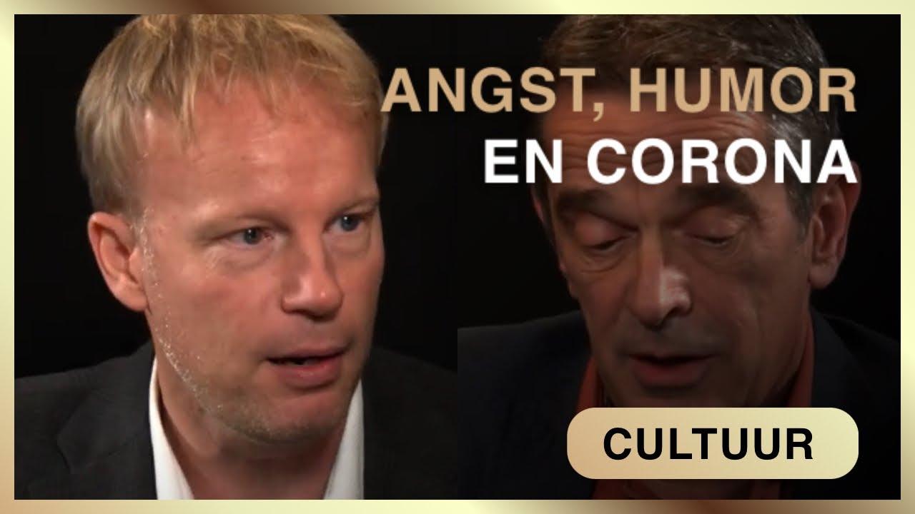 Angst en humor in coronatijd | Pieter Stuurman met Paul Smit