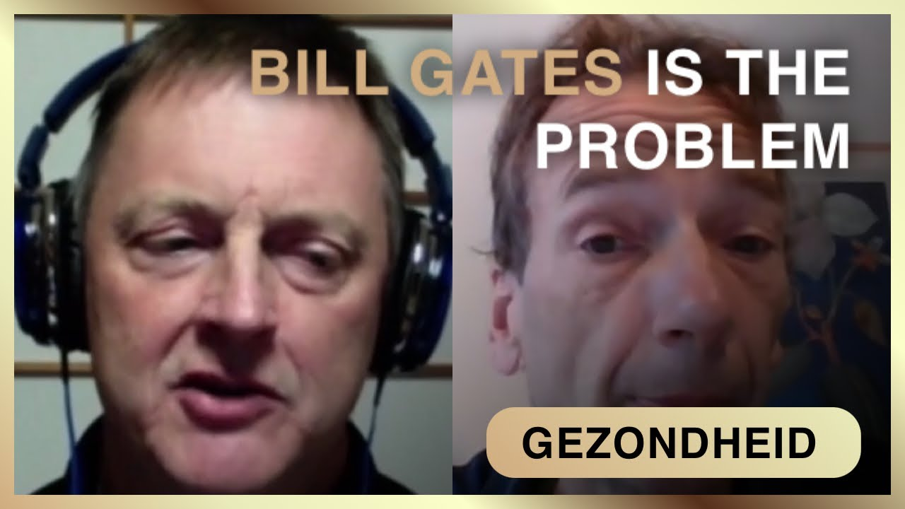 """Bill Gates is a problem"" - Karel Beckman and Roger W. Koops"