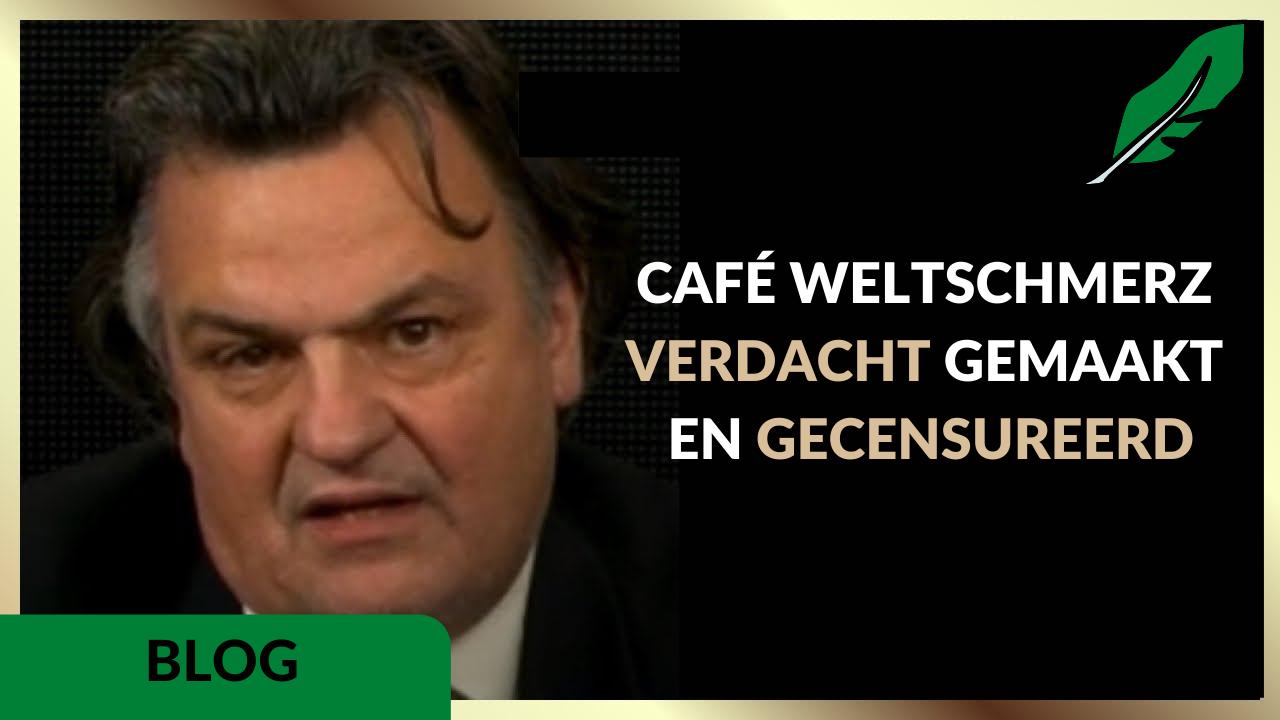 cafe weltschmerz verdacht gemaakt en gecensureerd