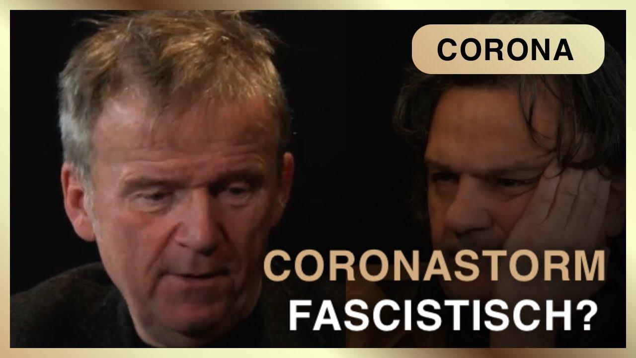 #42 Is de 'Coronastorm fascistisch?' Prof. René ten Bos en Ab Gietelink