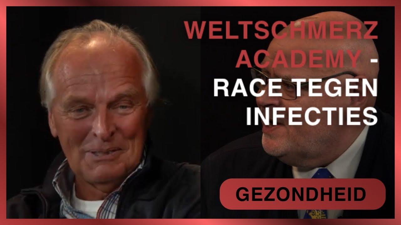 Race tegen infecties | Ton Kuik en Michael Bleekemolen
