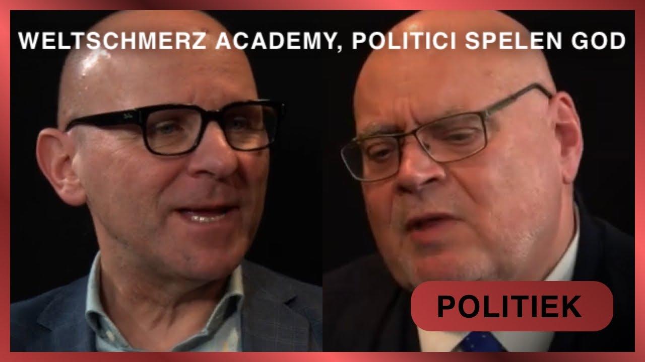 Weltschmerz Academy | Spelen politici voor God? | Pedro Kuit en ToN Kuik