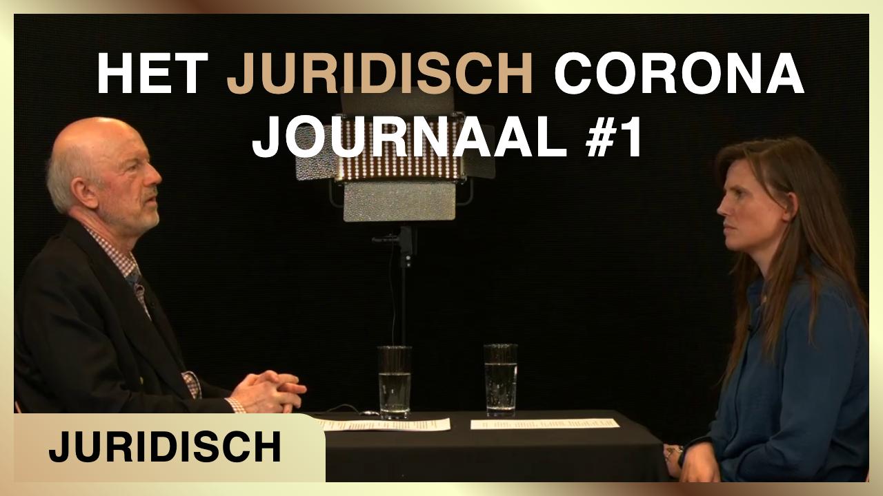 het juridisch corona journaal