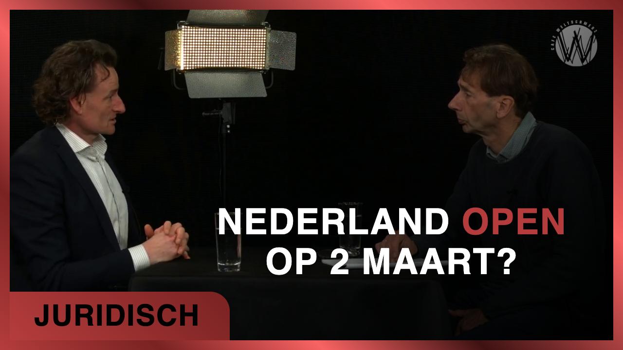 nederland 2 maart open