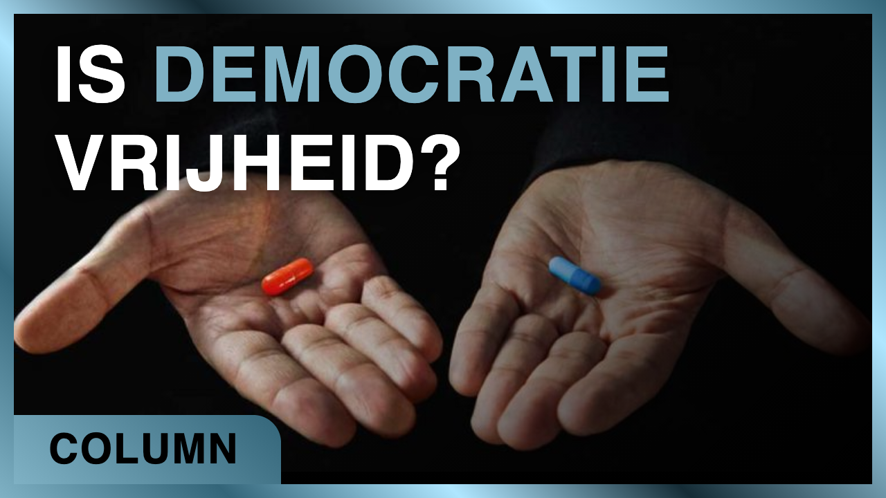 Is democratie vrijheid? - Frank Karsten